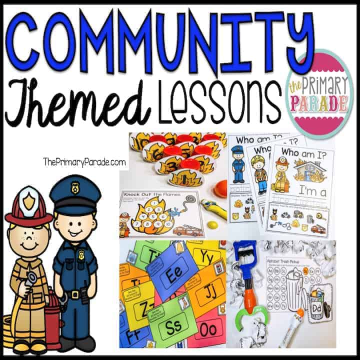 community-helpers-preschool-theme