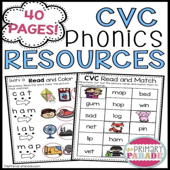 phonics-worksheets
