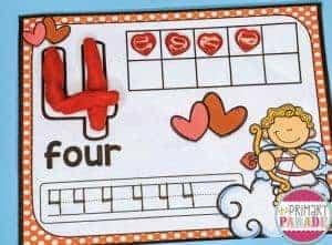 valentines-number-mat